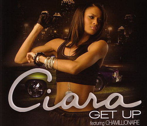 Ciara - Get Up for blackberry