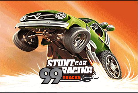 Stunt Car Racing 99 Tracks for 8900
